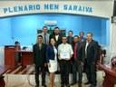 Câmara Municipal de Ipixuna concede Título de Cidadão Benemérito Ipixunense